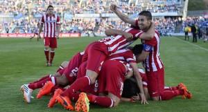 Getafe-Atletico